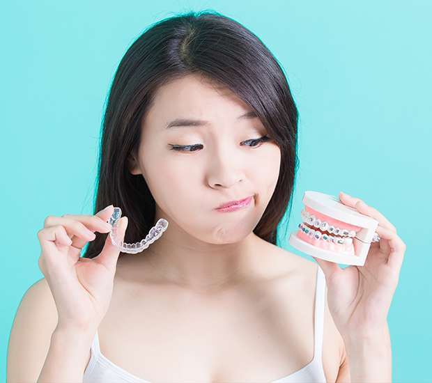 La Verne Which is Better Invisalign or Braces
